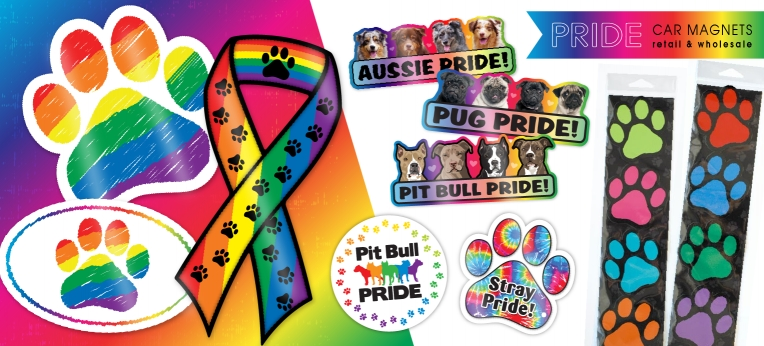 Pet Pride Magnets
