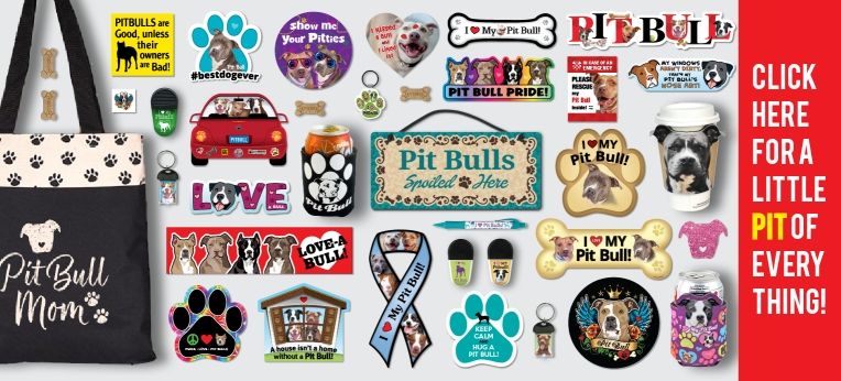Pit Bull Items