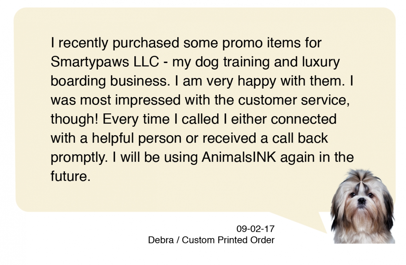 AnimalsINK | Animal Themed Promotional Products, Magnets, Clips ...
