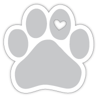 CUSTOM ART (Paw with Heart Tag) thumbnail