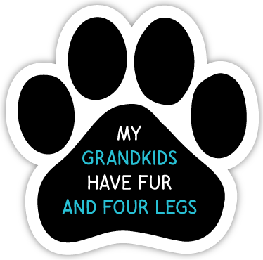My grandkids have  fur and four legs thumbnail