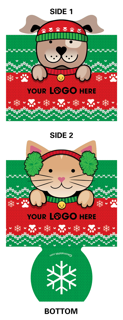 DOG & CAT - Holiday Sweater thumbnail