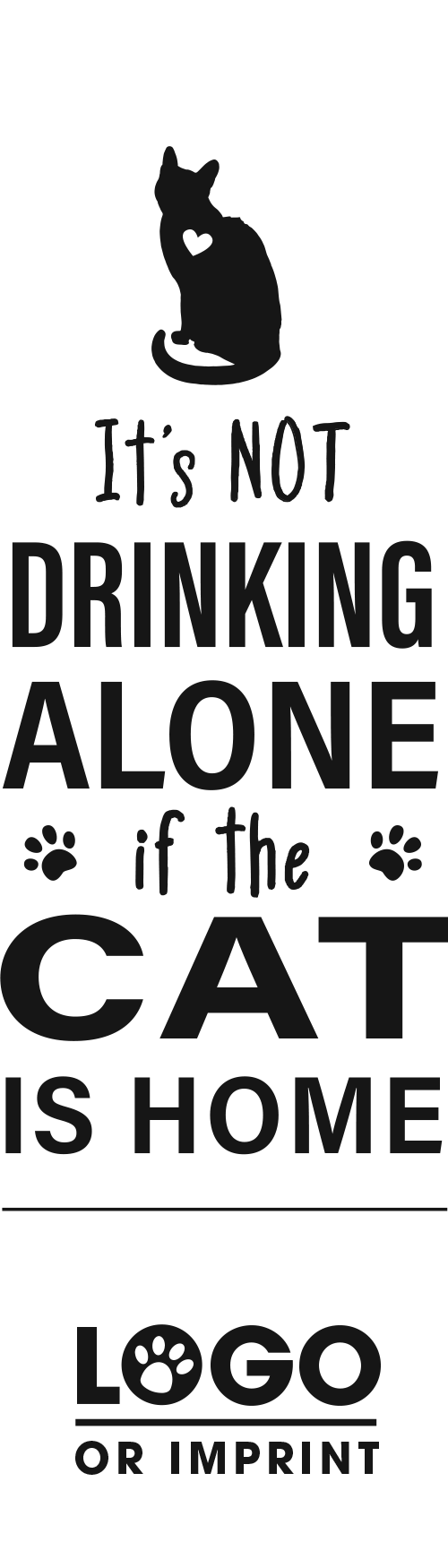 Not Drinking Alone-CAT thumbnail