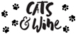 Cats & Wine (playful) thumbnail