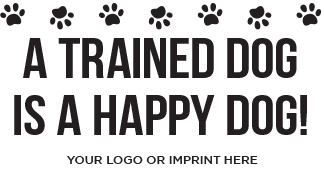 A trained dog is a happy dog thumbnail