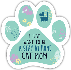 Stay At Home CAT MOM thumbnail