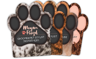 Paw with Extension - Fur 2 thumbnail