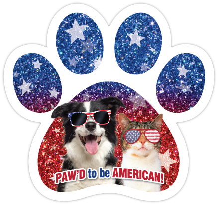 PAW - Paw'd to be American thumbnail