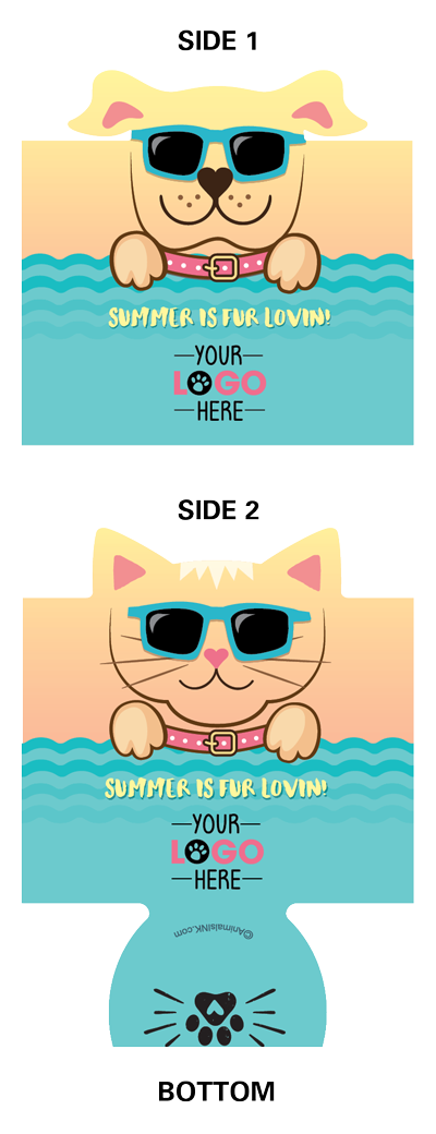 Dog & Cat - Summer Sunglasses thumbnail