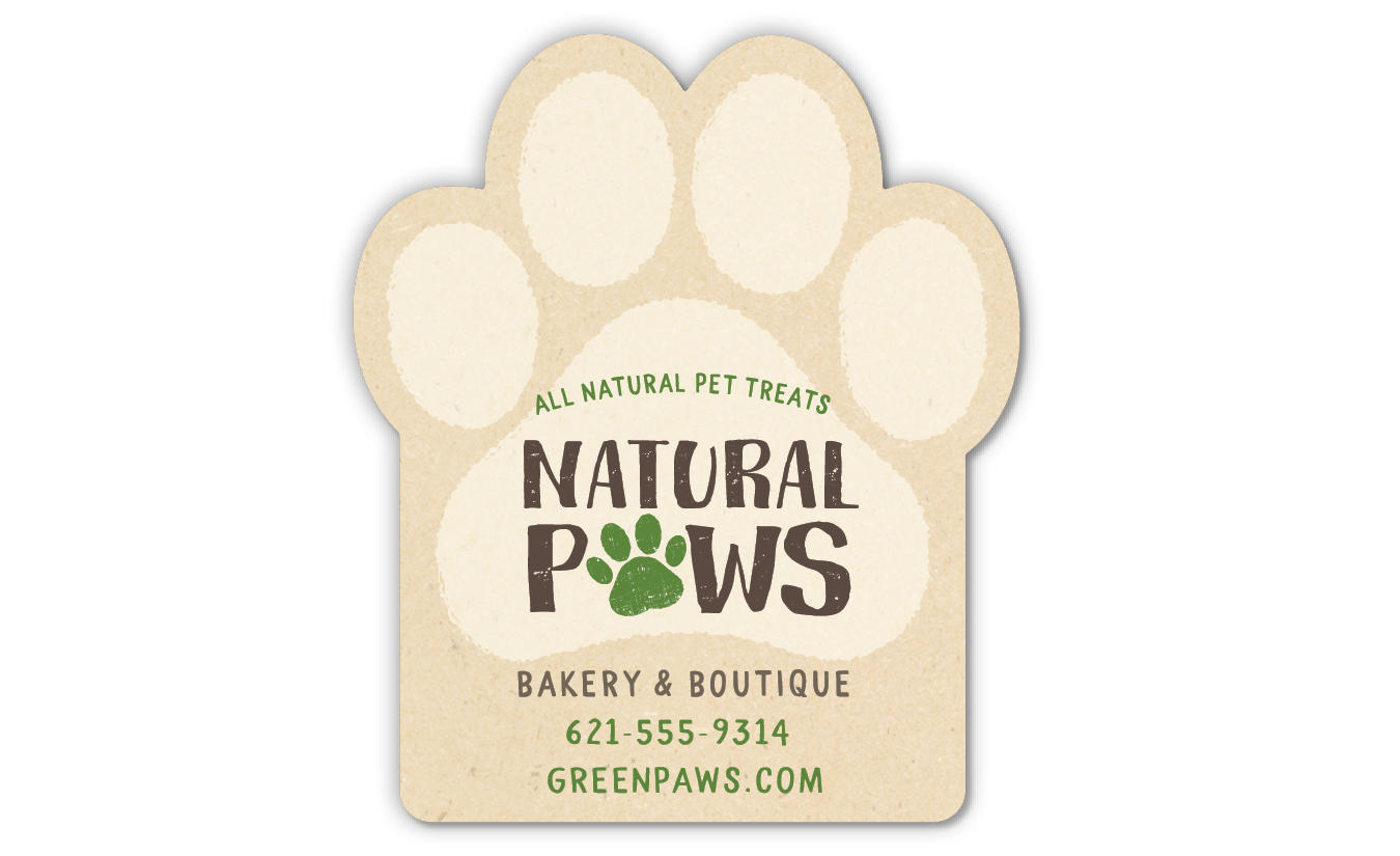 Paw with Extension - Natural/Beige thumbnail