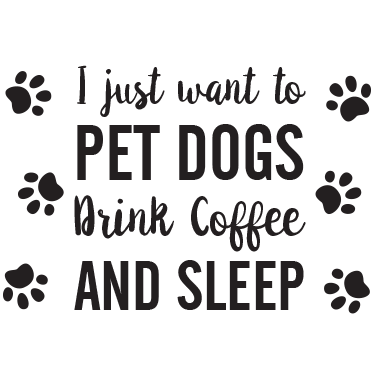 Pet Dogs, Drink Coffee, and Sleep thumbnail