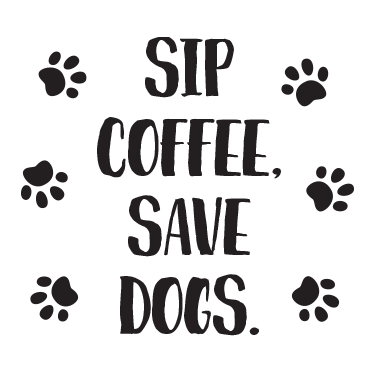 Sip Coffee, Save Dogs thumbnail
