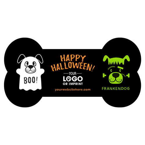 Ghost Dog and Frankendog (black) thumbnail