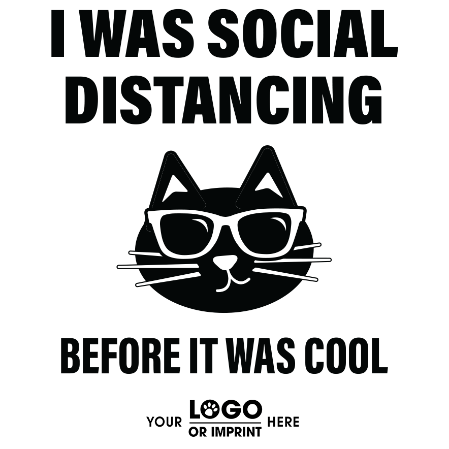 Social Distancing - CAT Sunglasses thumbnail