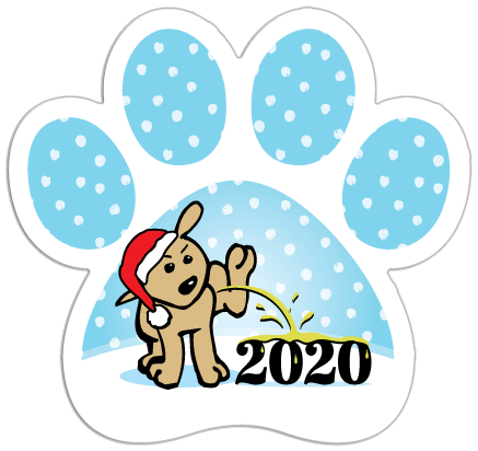 PAW - Dog Peeing on 2020 thumbnail
