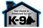 Our Home is Protected by our K-9 thumbnail