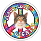 Peace, Love & Cats! thumbnail